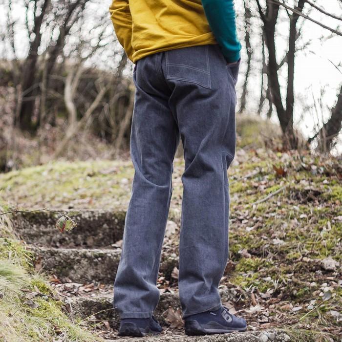 Climbing pants 1